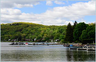 New Milford Connecticut Attractions Candlewood Lake